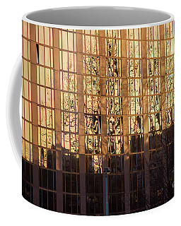 Amber Window Coffee Mug