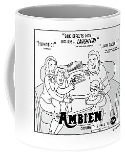 Ambien Coming This Fall To Abc Coffee Mug