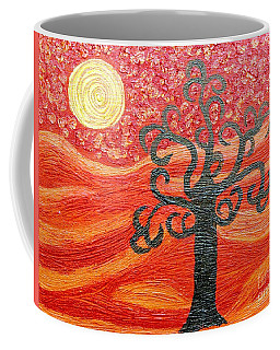 Ambient Bliss Coffee Mug by Rachel Hannah