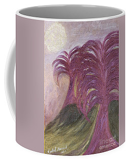 Ambient Moonlight Coffee Mug by Rachel Hannah