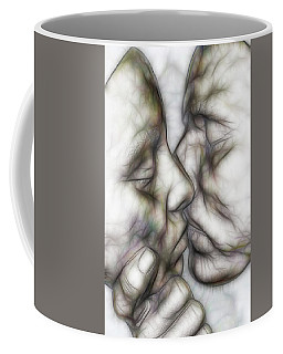 Ambition Is Like Love -  Impatient Both Of Delays And Rivals Coffee Mug by Sir Josef - Social Critic -  Maha Art