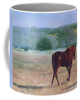 Ambling To Pasture Coffee Mug