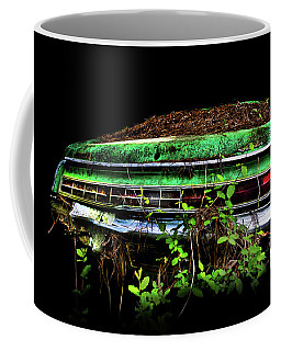 Coffee Mug featuring the photograph Amc Javelin  by Glenda Wright
