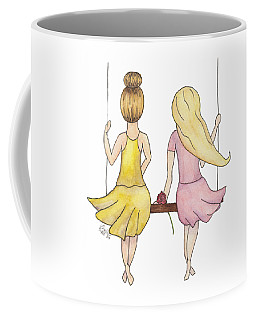 Amelia And Lillian Coffee Mug