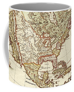 America Borealis 1699 Coffee Mug