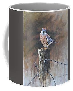 American Kestrel Coffee Mug