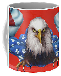 America Patriot  Coffee Mug