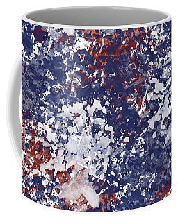 America Watercolor Coffee Mug