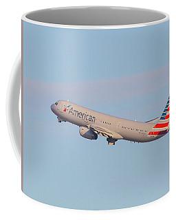 American Air Coffee Mug