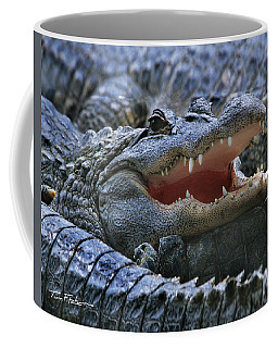 American Alligators Coffee Mug