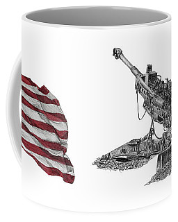 American Artillery Coffee Mug