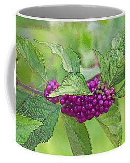 American Beautyberry Coffee Mug