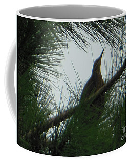Coffee Mug featuring the photograph American Bitten Bird by Rockin Docks Deluxephotos