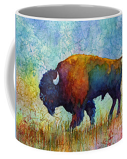 American Buffalo 5 Coffee Mug