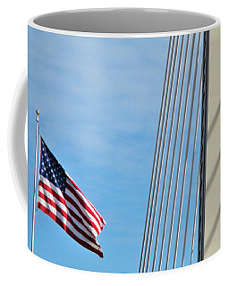 American Afternoon Coffee Mug by Martin Cline