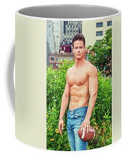 American City Boy Coffee Mug