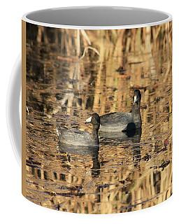 American Coots Coffee Mug