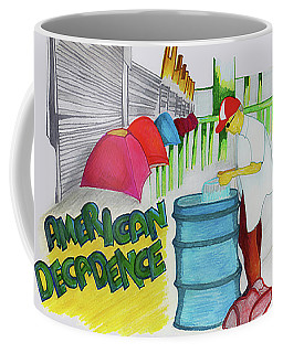 American Decadence Coffee Mug