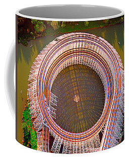 American Eagle Roller Coaster  Coffee Mug