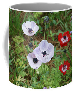 American Flowers Coffee Mug