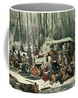 American Forest Scene Coffee Mug