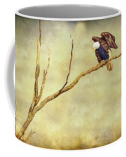 Coffee Mug featuring the photograph American Freedom by James BO Insogna