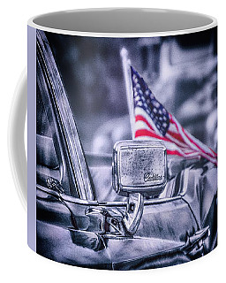 Coffee Mug featuring the photograph American Friday by Jaroslav Buna