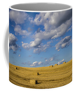 American Gold Coffee Mug