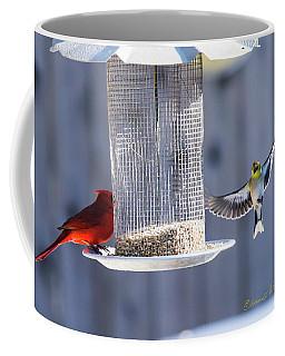 American Goldfinch Inbound Coffee Mug
