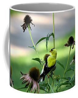 American Goldfinch Coffee Mug
