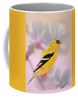 American Goldfinch. Coffee Mug