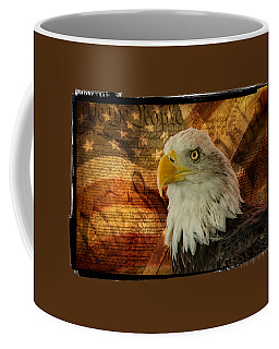 American Icons Coffee Mug by Susan Candelario