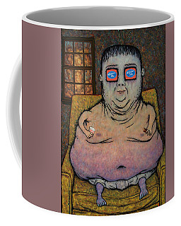 American Idle Coffee Mug