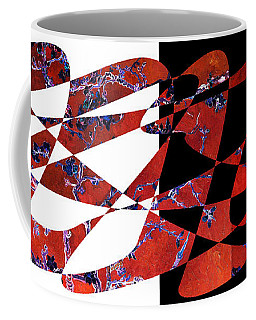 American Intellectual 6 Coffee Mug by David Bridburg