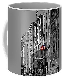 American Iron Worker Coffee Mug