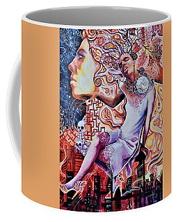 American Jazz Coffee Mug