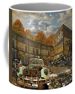 American Landscape Circa 2012 Coffee Mug