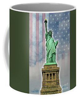 American Liberty Coffee Mug by Timothy Lowry