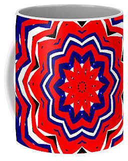Kaleidoscope 5555 Coffee Mug
