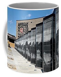 American Quarter Horse Museum 2 Coffee Mug