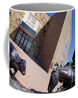 American Quarter Horse Museum Coffee Mug