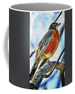 American Robin Coffee Mug