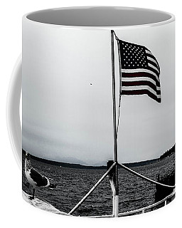 American Seattle Coffee Mug