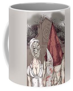 American Silent Coffee Mug