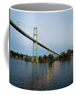American Span Thousand Islands Bridge Coffee Mug