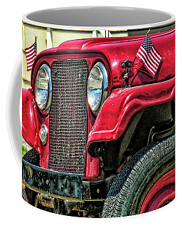 American Willys Coffee Mug