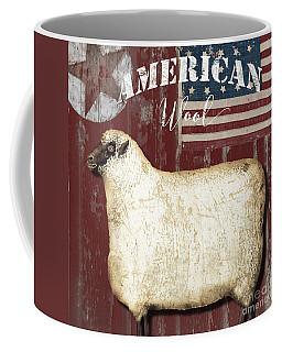 American Wool Coffee Mug