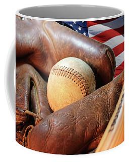 Americas Pastime Coffee Mug