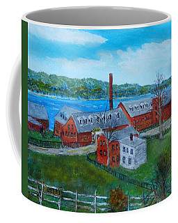 Amesbury Hat Shop Coffee Mug