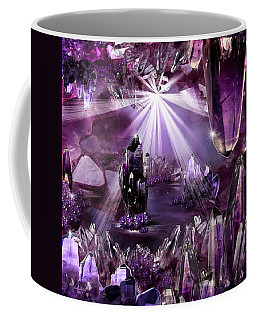 Amethyst Dreams Coffee Mug